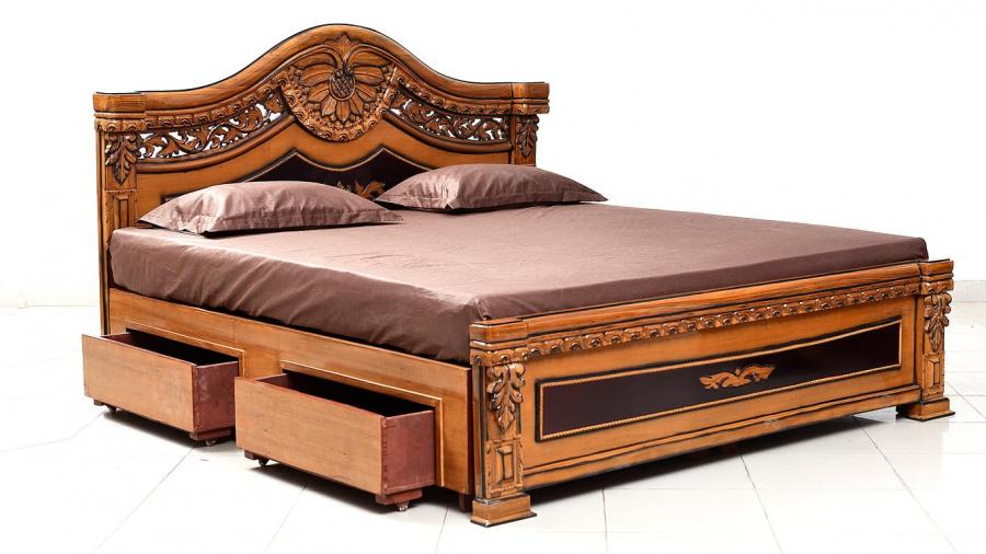 Wooden Cot Chanda Amp Co